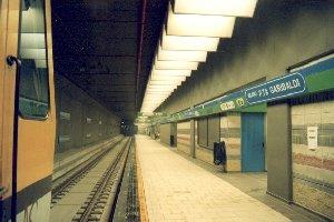 Gfmib docs il passante ferroviario di milano porta - Passante ferroviario porta garibaldi ...