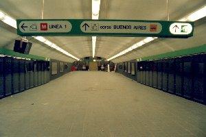 Gfmib docs il passante ferroviario di milano conclusioni - Passante porta venezia ...